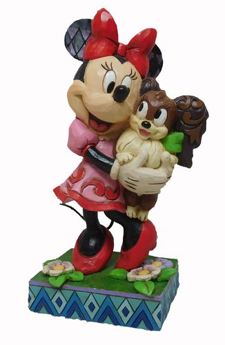 Enesco Traditions 4048657 Minnie und Filly