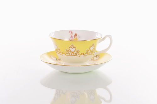 Disney Princess Belle Teetasse