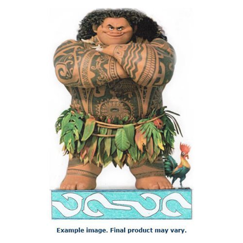 Disney Traditions Maui Statue Vaiana