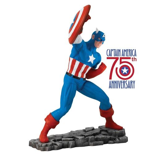 Enesco Marvel Captain America