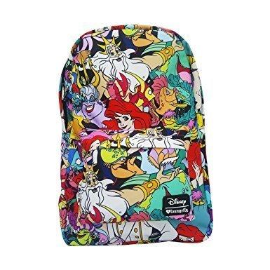 Loungefly Disney Rucksack Backpack Arielle Die Meerjungfrau Ursula