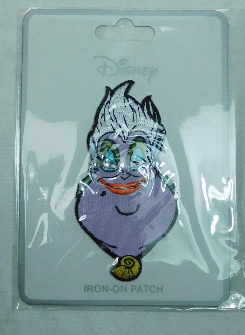 Loungefly Disney Patch Aufnäher Arielle Die Meerjungfrau Ursula