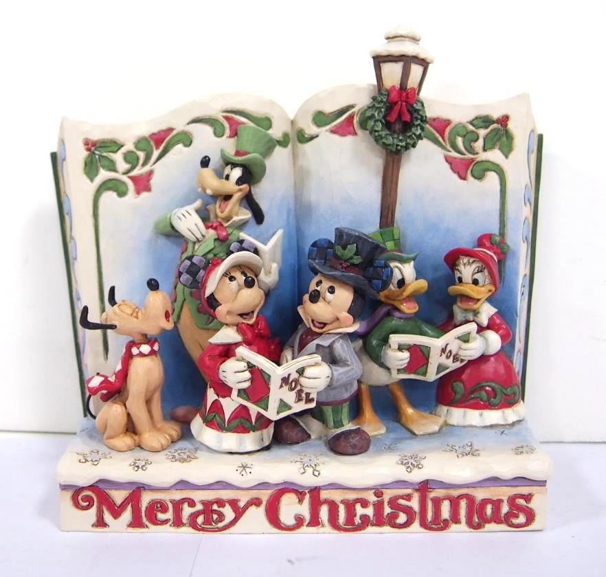 Disney Enesco Traditions Jim Shore