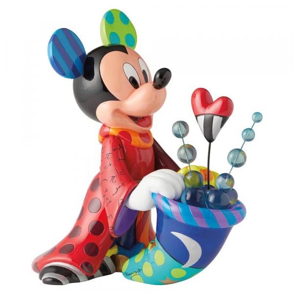 Disney Enesco Britto Figur Mickey Mouse Zauberer Statement - Disney ...