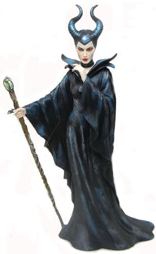 Enesco Haute Couture Live Action Malefiz Maleficent