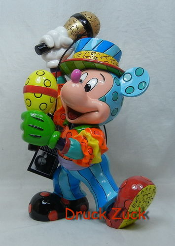 Enesco Britto Samba Mickey