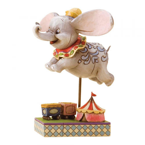 Enesco 4010028 Fliegender Dumbo Traditions Jim Shore