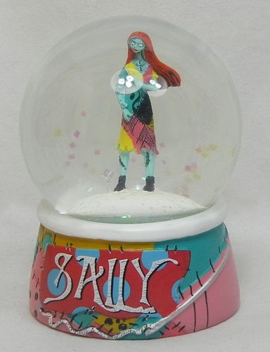 Disney Schneekugel Nightmare before Christmas Sally