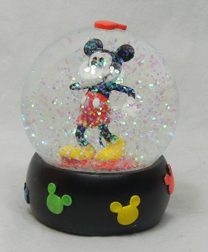 Disney Schneekugel Mickey mouse