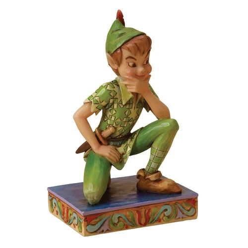 Enesco Peter Pan Figur Childhood Champion Kindheitsheld 4023531