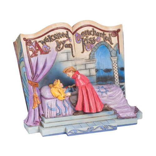 Disney Enesco Jim Shore Dornröschen Aurora Storybook 4043627 2019