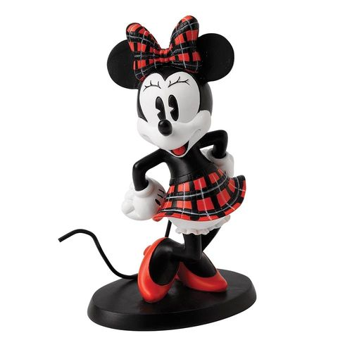 Enesco Enchanting Minnie Figur als Schottin A27163
