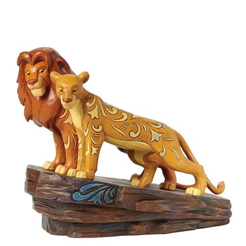 Enesco Traditions Jim Shore Simba und Nala 4040432