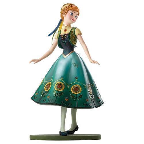 Enesco Haute Couture Frozen Fever Anna 4051095