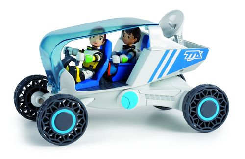 Spielfigur Miles from Tomorrow 481183 Scout Rover & Leo