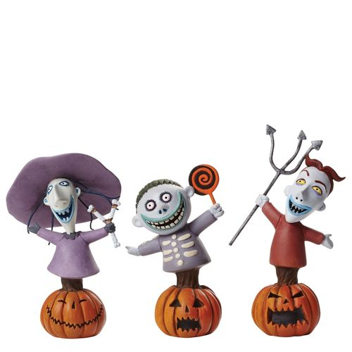 Figur Disney Lock, Shock & Barrel Nightmare before Christmas …