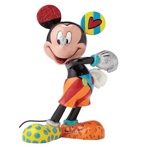 Enesco 4050479 Britto Mickey mouse