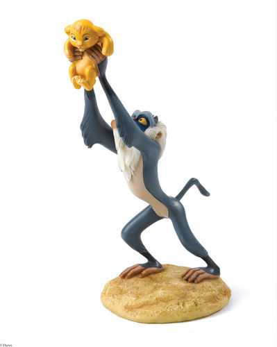 Disney enesco Enchanting 27705 Rafiki & Simba