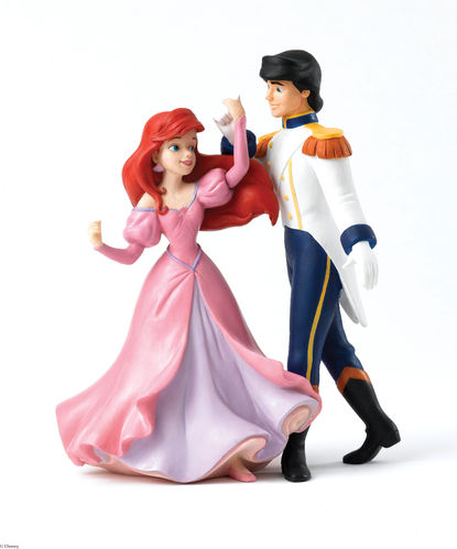 Disney enesco Enchanting 27979 Ariel & Eric