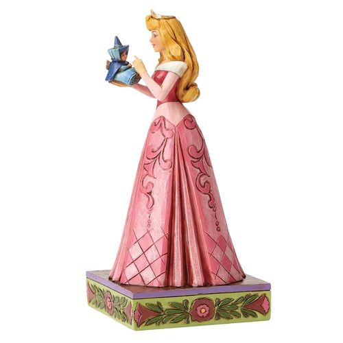 Enesco Disney Traditions Aurora mit Fee
