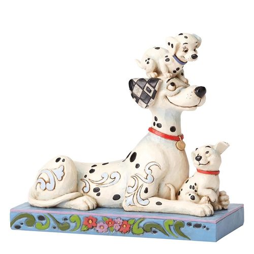 Enesco Disney Traditions  Pongo & Penny 55 Jahre