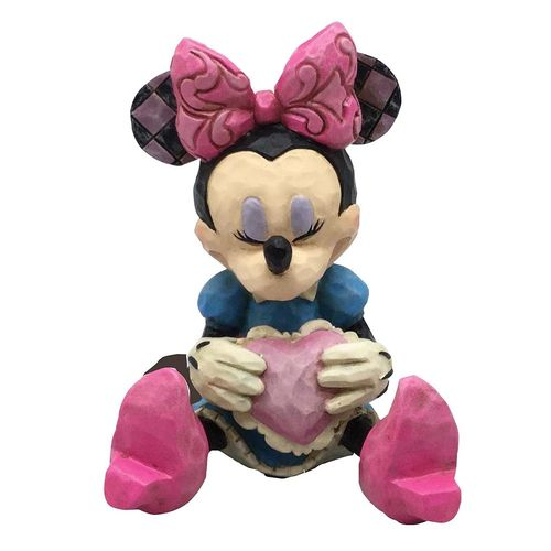 Enesco Disney Traditions Mini Figur Minnie 4054285