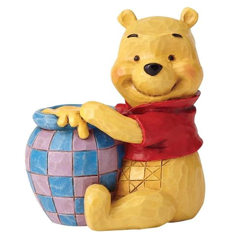 Enesco Disney Traditions Mini Figur Winnie Pooh 4054289