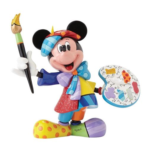 Enesco Britto 4055227 Maler Mickey 4055227