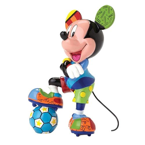 Enesco Britto 4052558 Mickey Mouse Fussballer