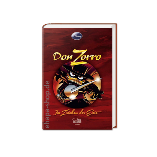 Ehapa  Disney: Enthologien Nr. 24: Don Zorro