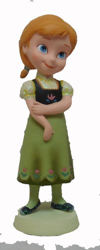Enesco Disney Showcase 4049618 Anna als Kind