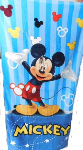 Handtuch Badetuch Mickey Mouse