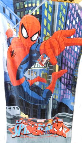 Handtuch Badetuch Spiderman