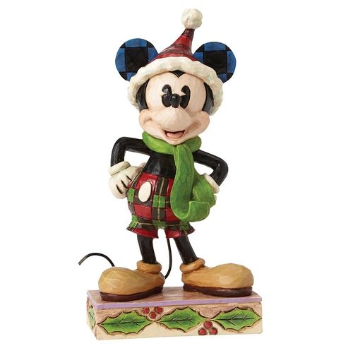 Enesco Disney Traditions Merry Mickey Mouse 4051966