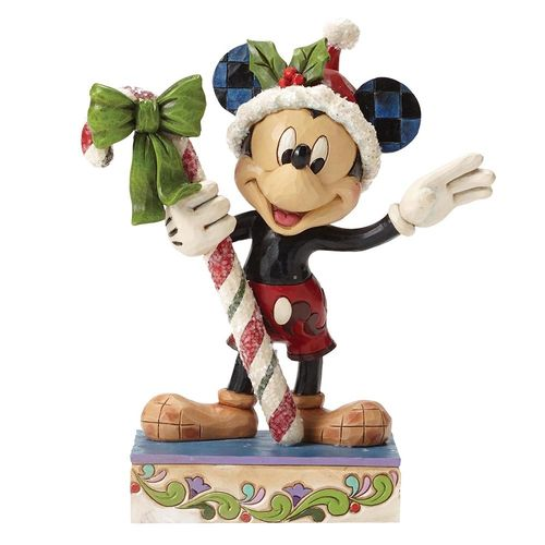 Enesco Disney Traditions Mickey mouse süsse Grüße 4051968
