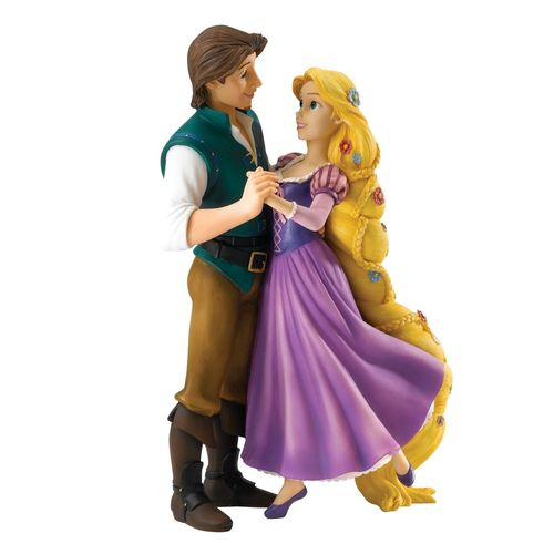 Enesco My New Dream Rapunzel & Flynn ryder