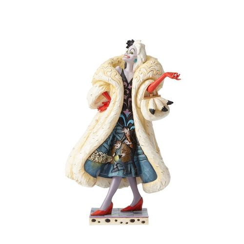 Enesco Disney Traditions by Jim Shore Cruella De Vil 4055440