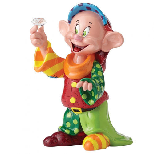 Disney Enesco  Britto 7 Zwerge Dopey 4055687