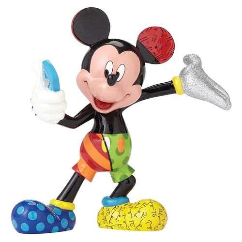 Enesco Britto Mickey Mouse Selfie 4055690