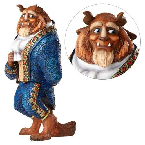 Disney Showcase Beauty and the Beast The Beast Statue Die Schöne und das Biest