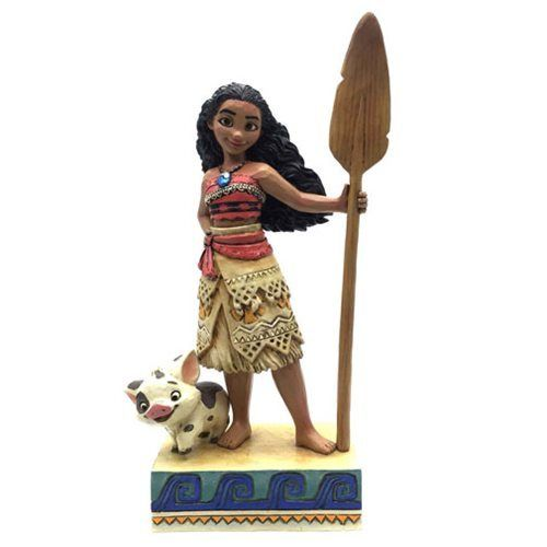 Disney Traditions : Vaiana / Moana Find Your Own Way Figur