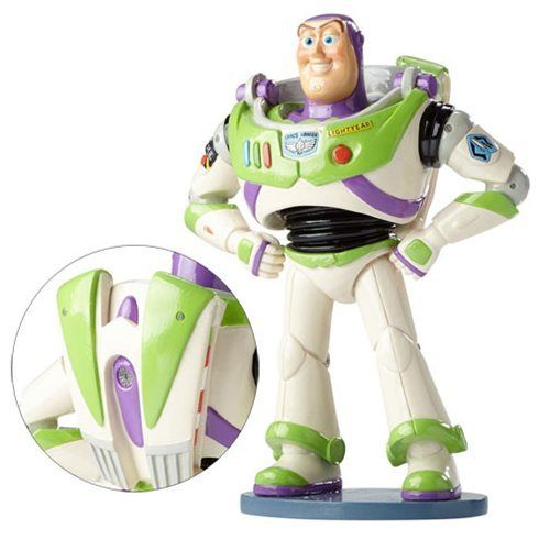 Enesco Haute Couture 4054878 Toy Story Buzz Lightyear