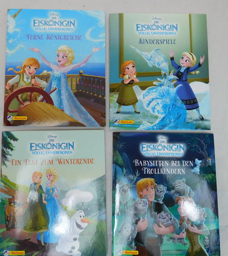 Nelson Mini-Bücher: Disney Eiskönigin 5-6  (Softcover)