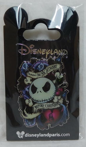 Pin Trade 2017 Jack Skellington
