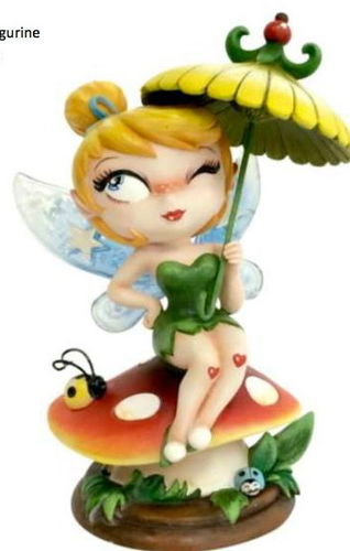 Miss Mindy : Peter Pan : Tinker Bell