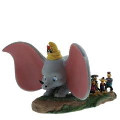 Take Flight (Dumbo, Timothy, Jim Crow & Brothers Figurine)