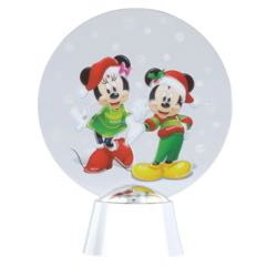 Mickey & Minnie Mouse Holidazzler