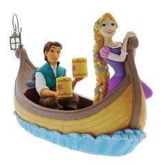Disney Enesco Enchanting Figur I See The Light (Rapunzel & Flynn Rider Figur)