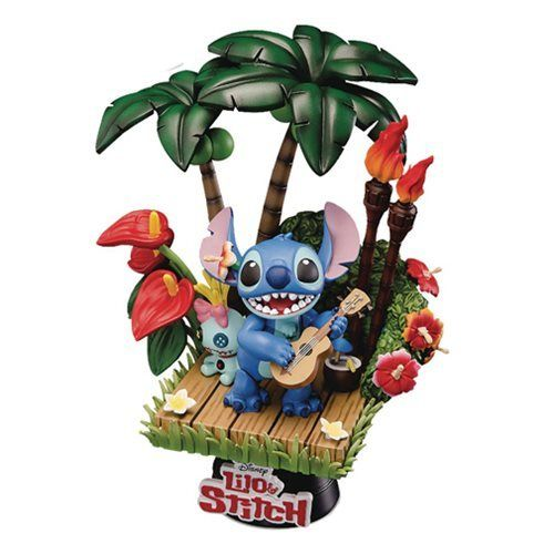 Lilo & Stitch D-Select Series DS-004 6-Inch Statue
