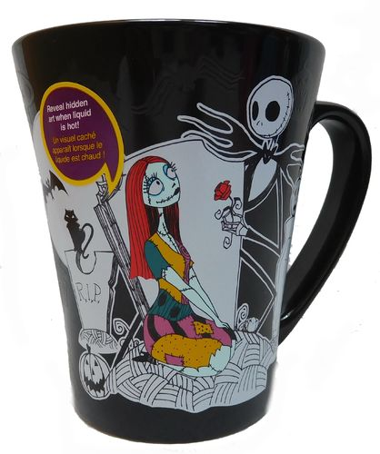 Tasse Kaffeetasse MUG Disney Tim Burton`s Nightmare before Christmas